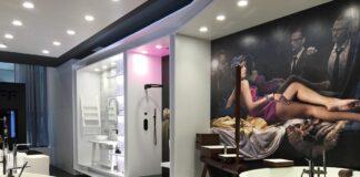 Graff flagship showroom