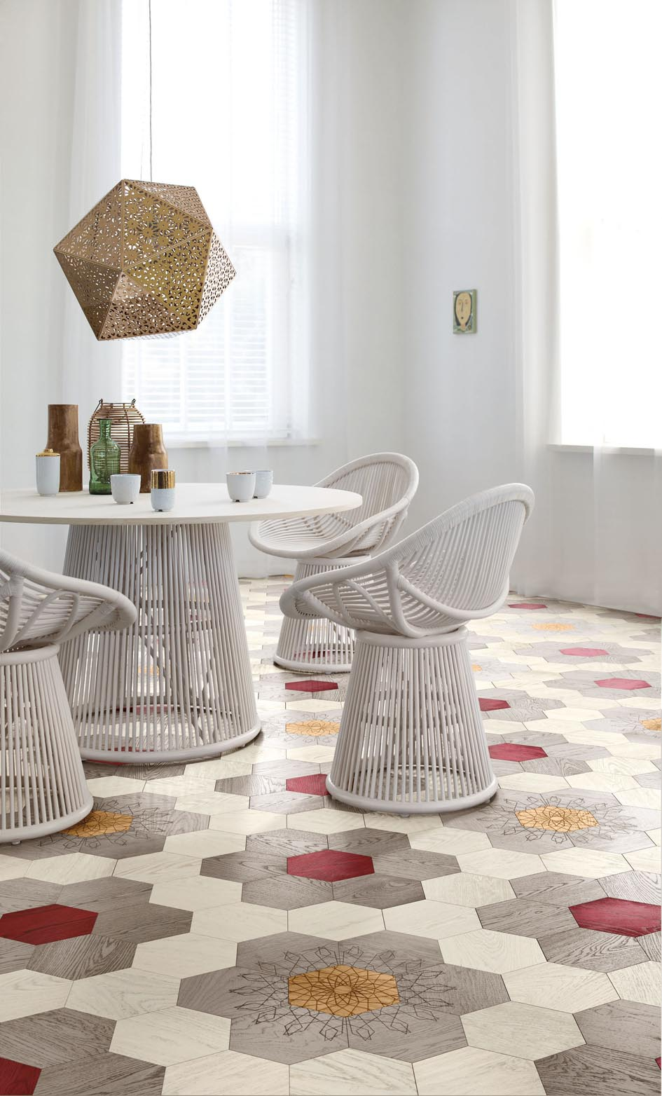 Bisazza Wood Collection