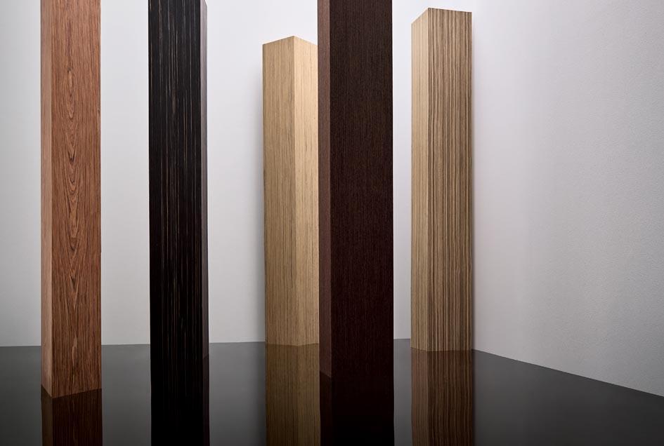 ALPI presents new wood collections