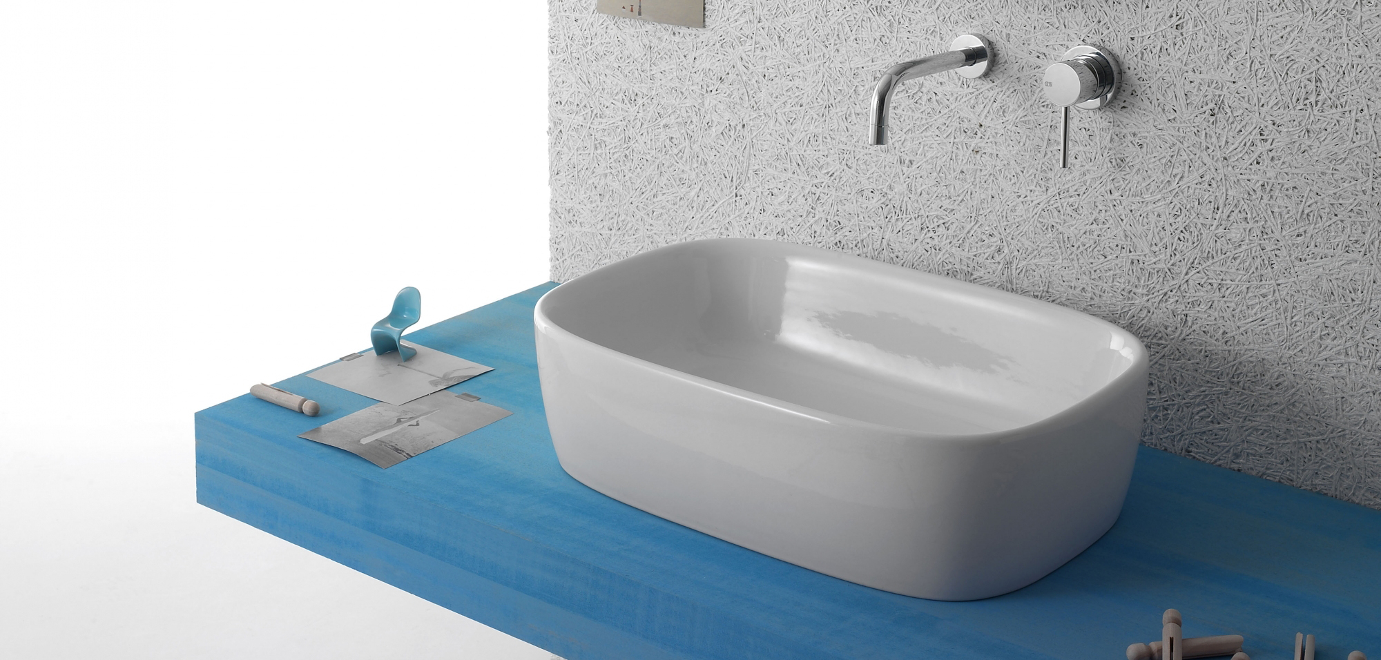 Genesis Washbasins From Ceramica Globo The Kitchen And