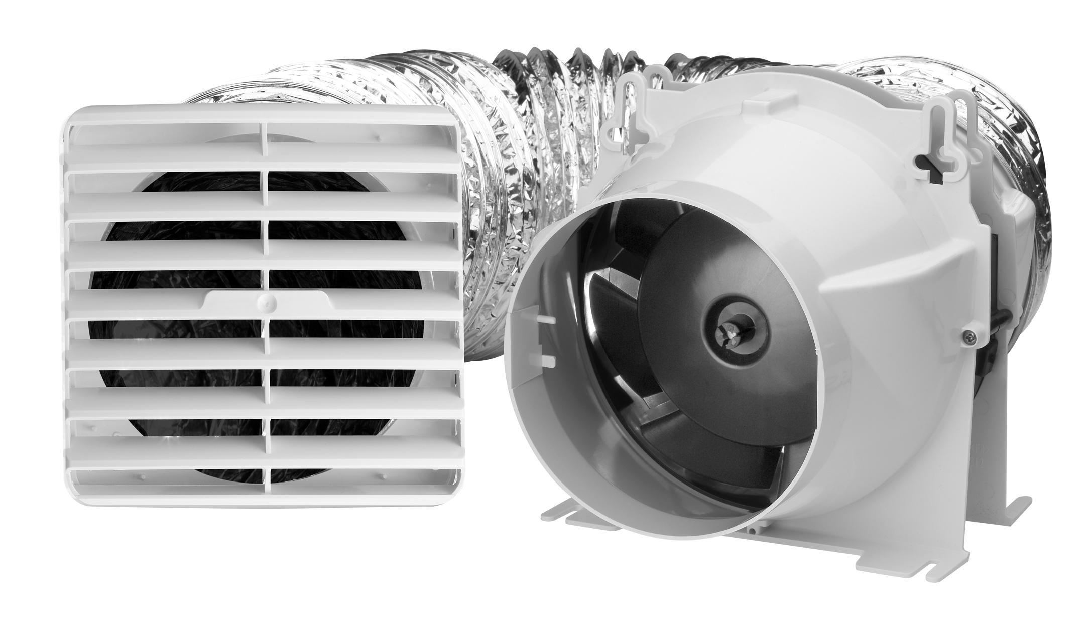 Ixl 39 S Premium Ventilation Systems The Kitchen And Bathroom Blog