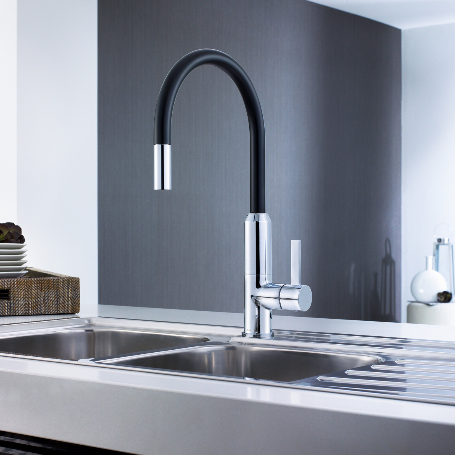 Dorf S New Sink Mixers The Kitchen And Bathroom Blog