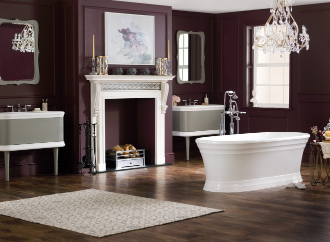 New Worcester Bath From Victoria Albert The Kitchen And Bathroom Blog