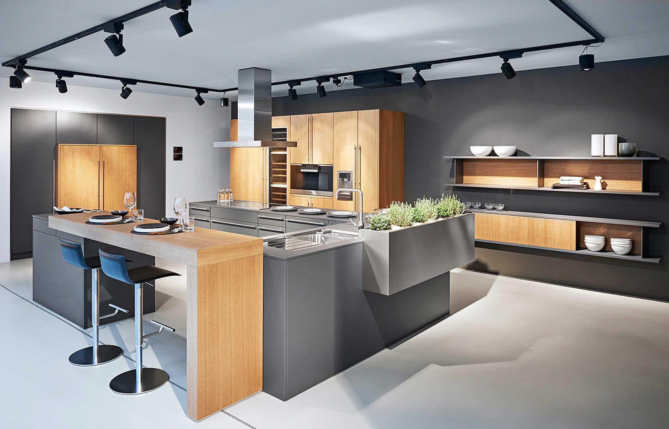 Poggenpohl new showroom - The Kitchen and Bathroom Blog