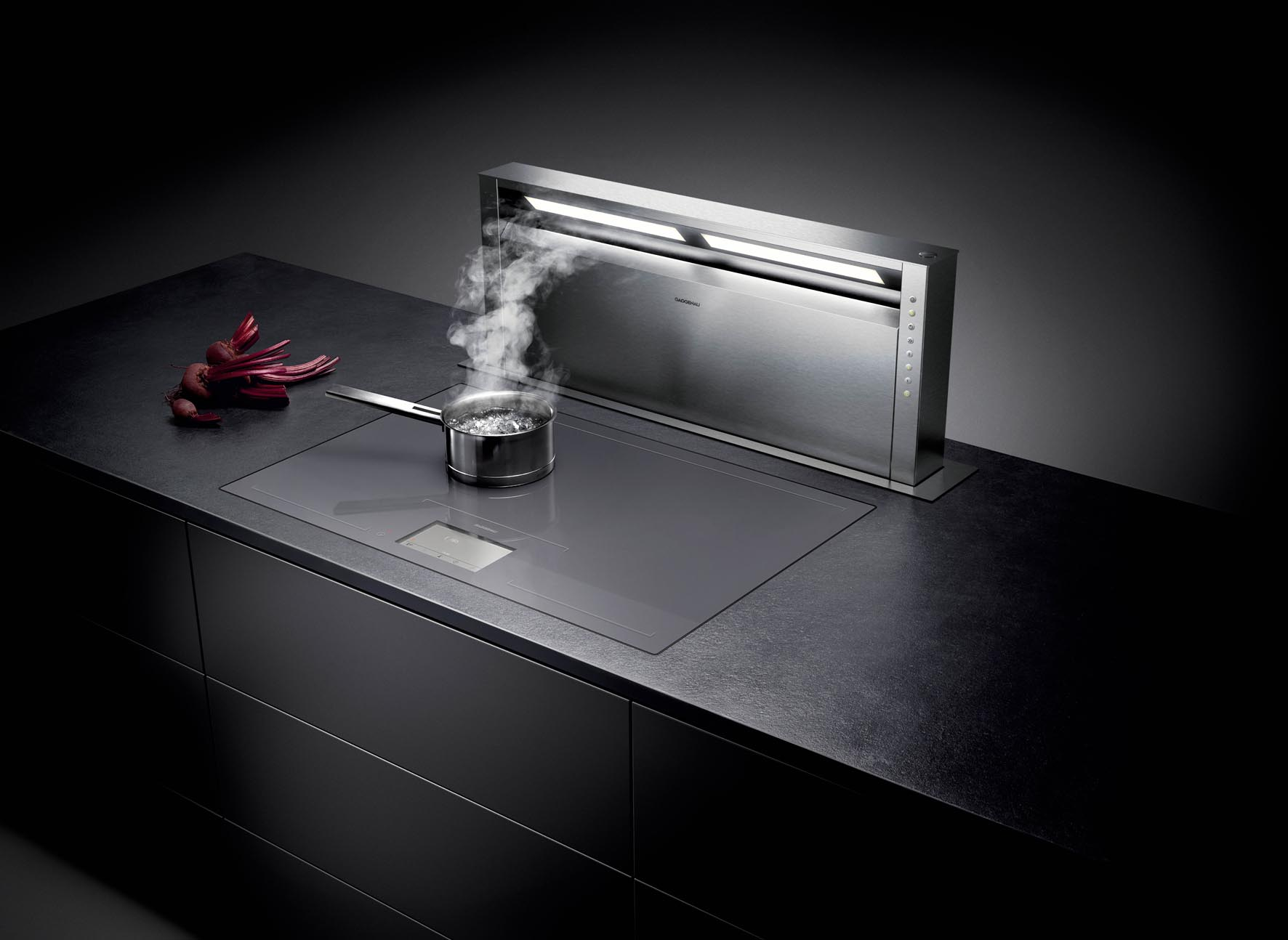gaggenau cx 480 cooktop the kitchen and bathroom blog. Black Bedroom Furniture Sets. Home Design Ideas