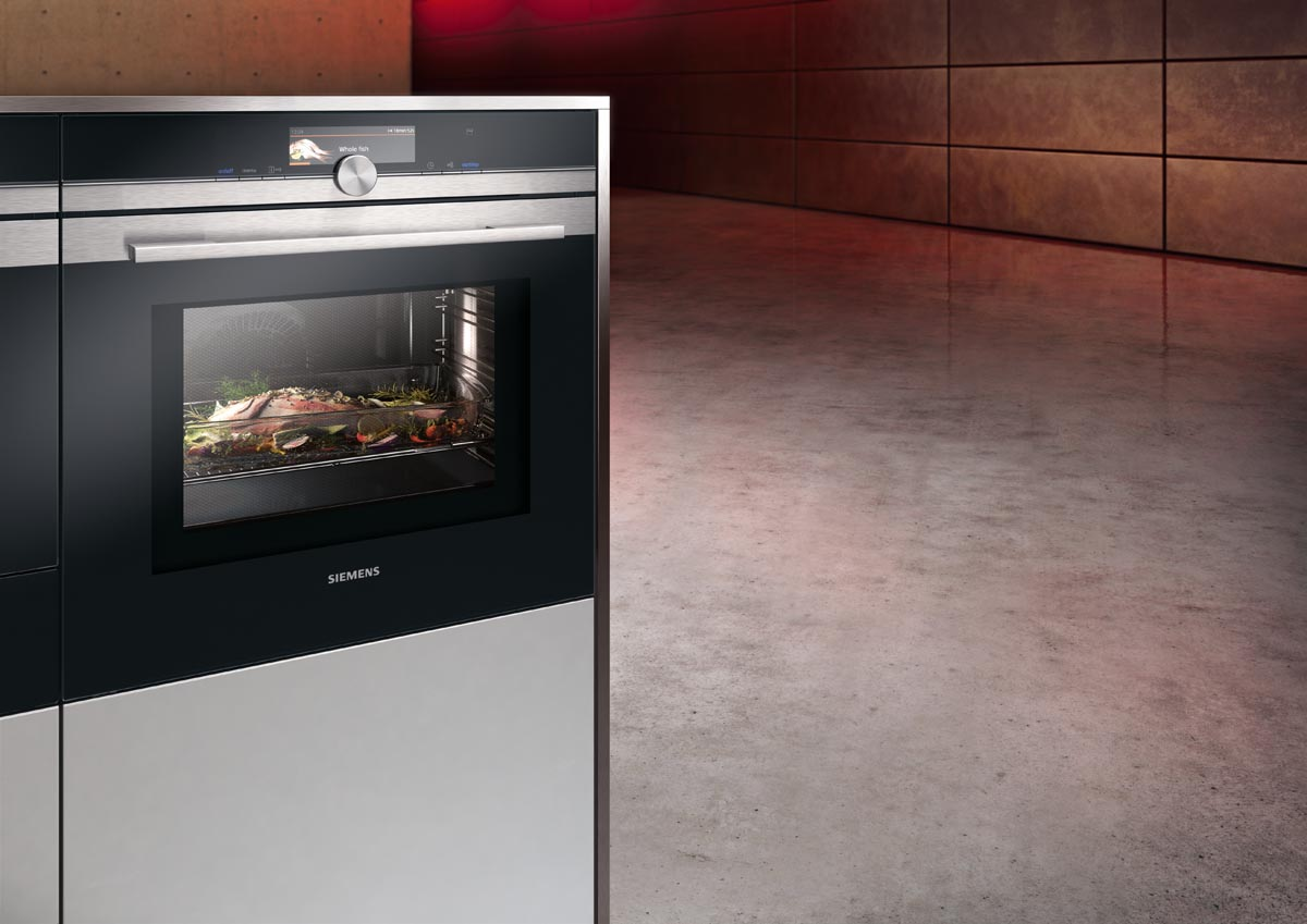 siemens iq700 built in oven the kitchen and bathroom blog. Black Bedroom Furniture Sets. Home Design Ideas