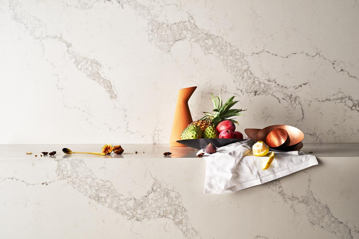 Caesarstone Statuario Maximus The Kitchen And Bathroom Blog