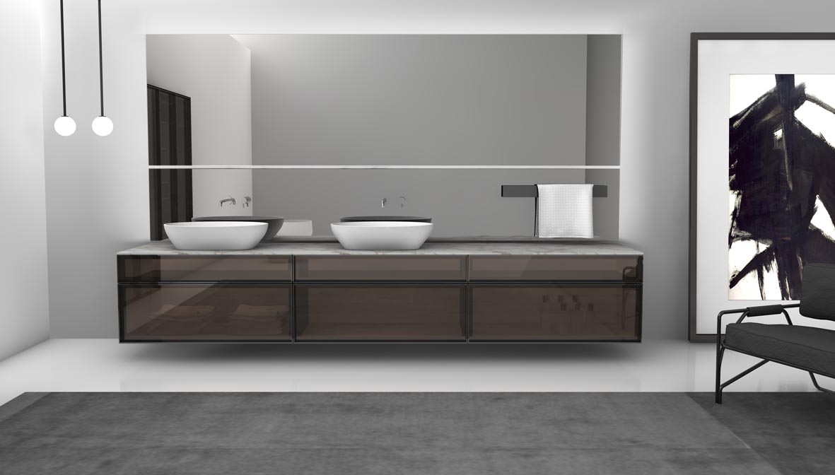 antoniolupi Bespoke collection - salone del bagno preview ...