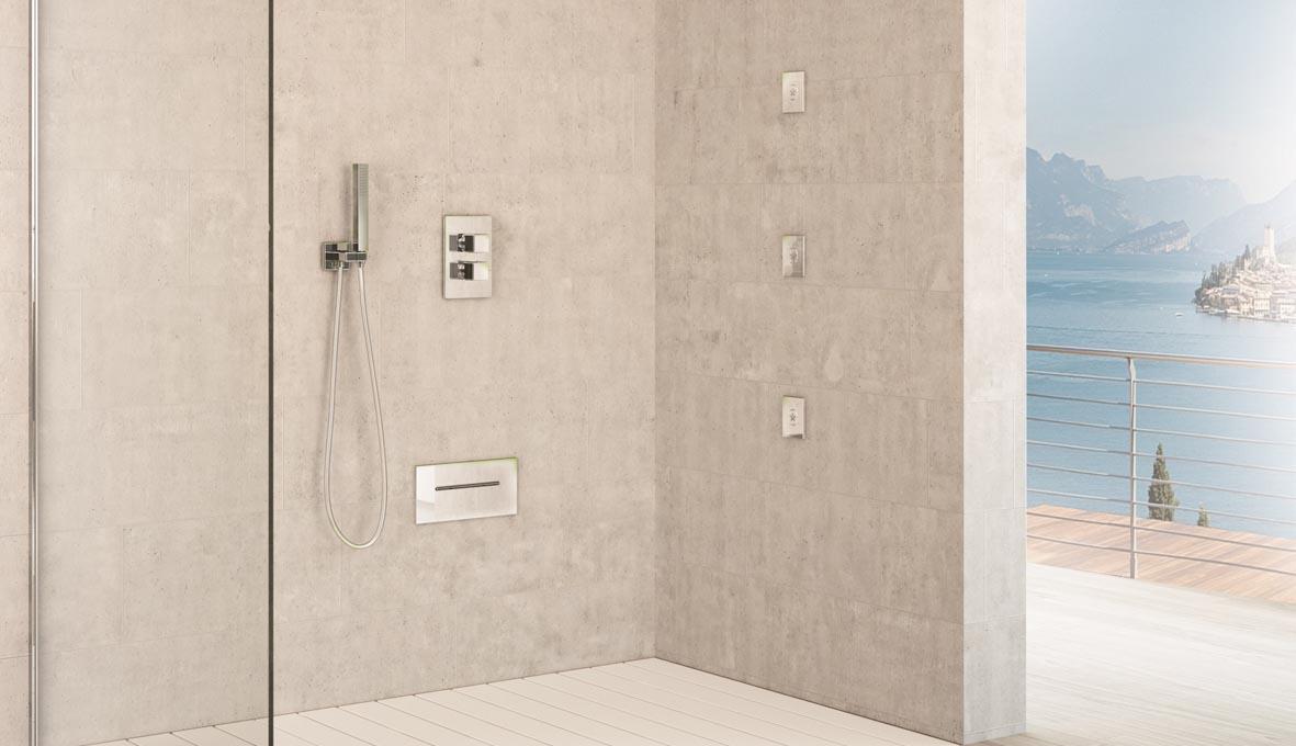 fir italia firunico salone del bagno preview the kitchen and bathroom blog. Black Bedroom Furniture Sets. Home Design Ideas