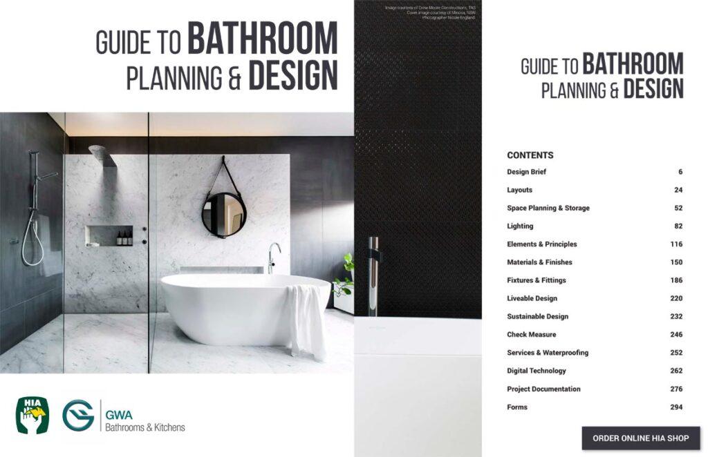 Bathroom Planning and Design