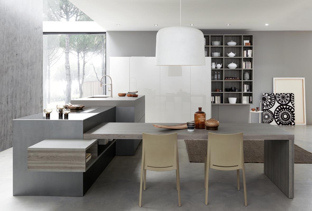 Comprex Segno Kitchen Eurocucina 2016 The Kitchen And Bathroom Blog