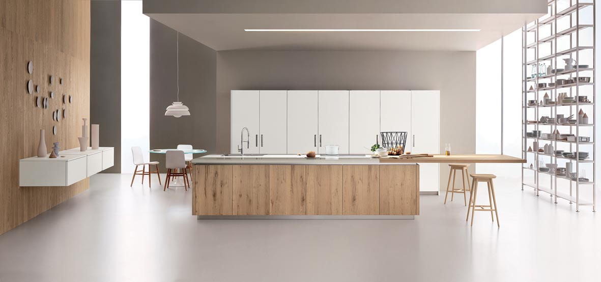 Veneta Cucine at EuroCucina - The Kitchen and Bathroom Blog