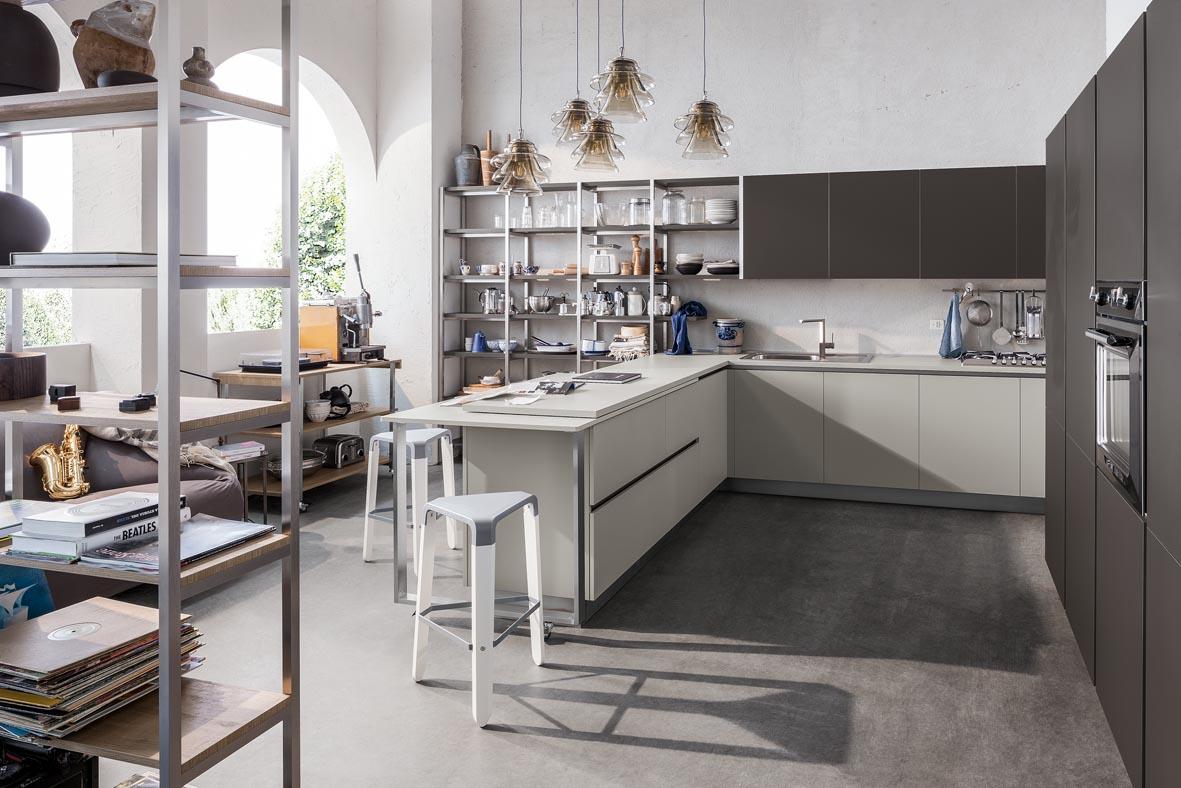 Veneta Cucine at EuroCucina - The Kitchen and Bathroom Blog