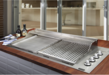 Ilve Professional Barbecue