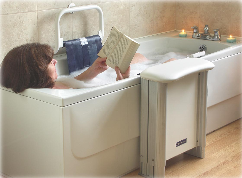 Aqua Joy Molly Bath Lift The Kitchen And Bathroom Blog