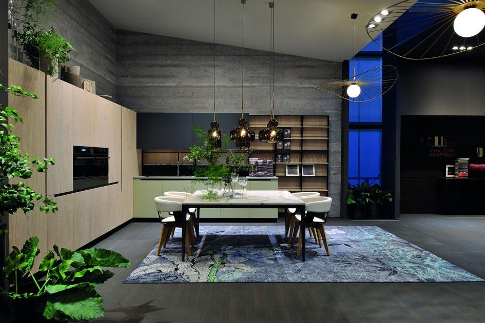 Aran Cucine at Living Kitchen - The Kitchen and Bathroom Blog