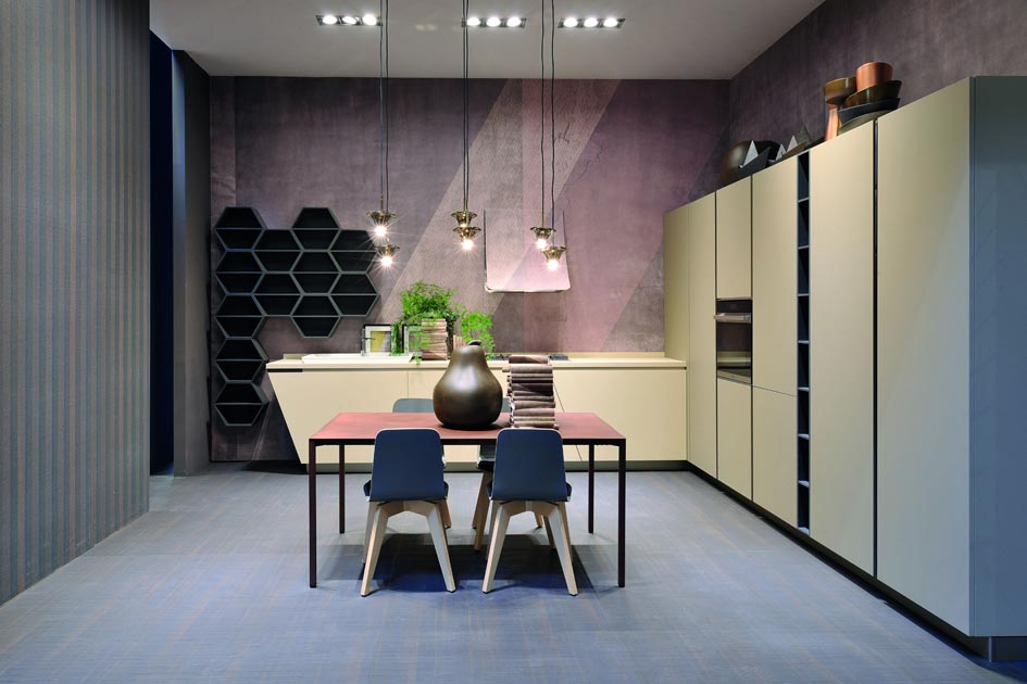Aran cucine at living kitchen the kitchen and bathroom blog - Aran cucine lab 13 ...
