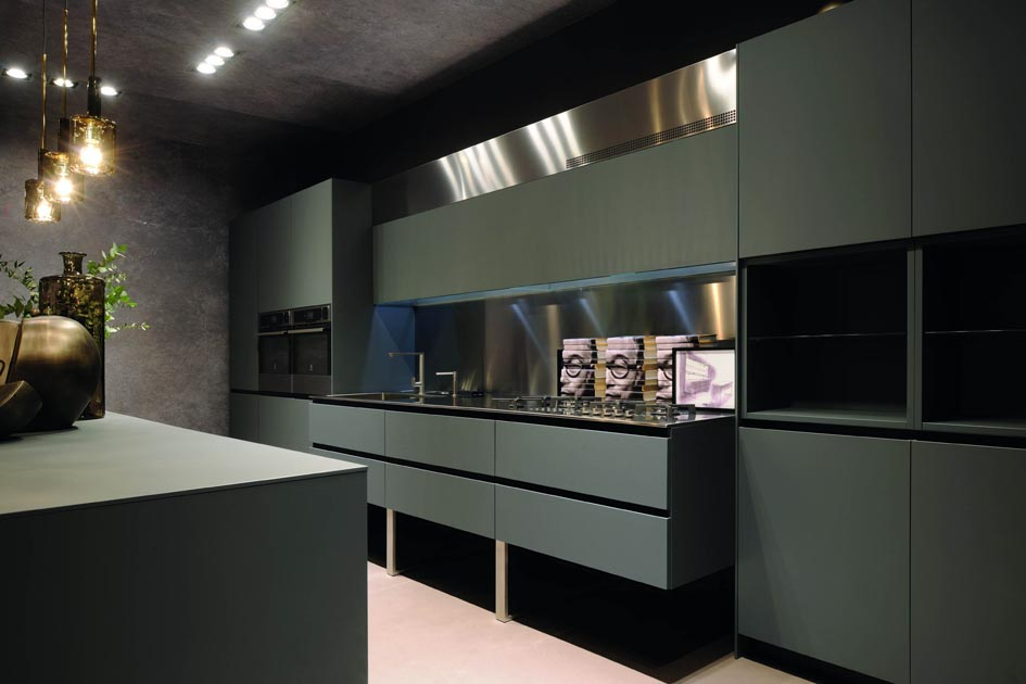 Aran Cucine at Living Kitchen - The Kitchen and Bathroom Blog