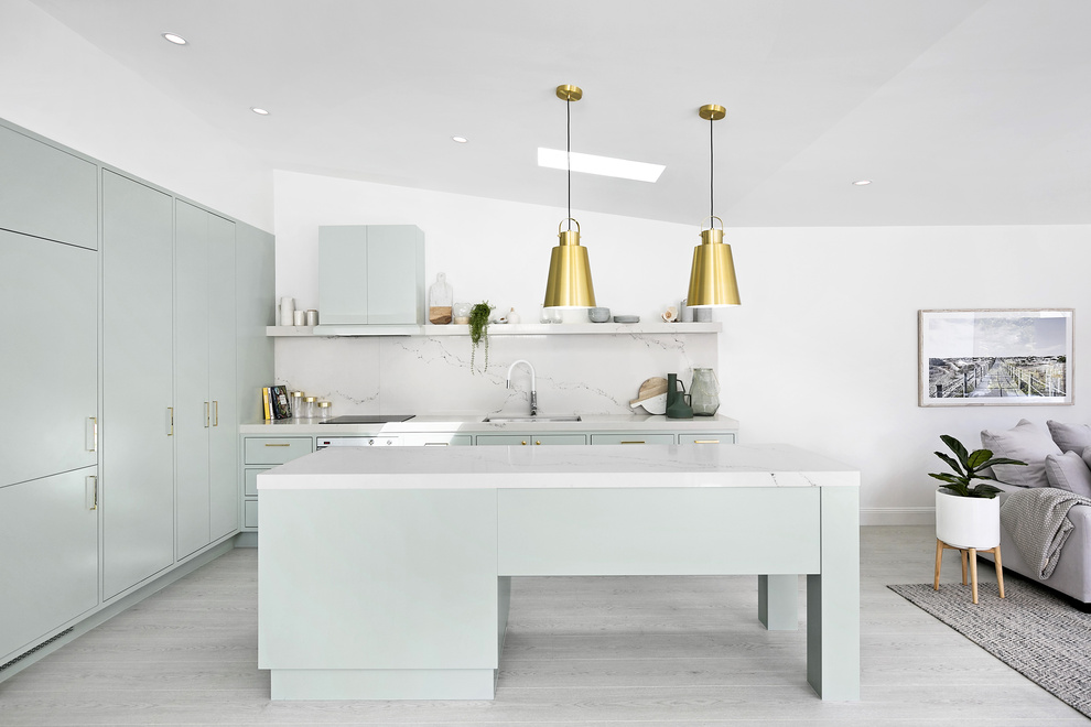 Three Birds Renovations Specifies Hettich The Kitchen