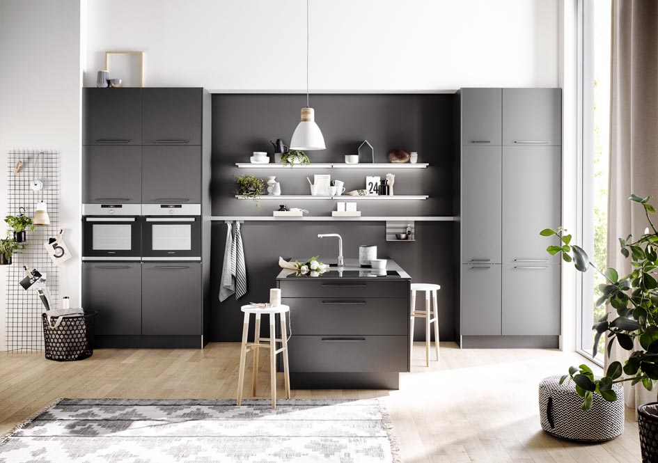 Hacker Kitchens New Concrete Look The Kitchen And Bathroom Blog