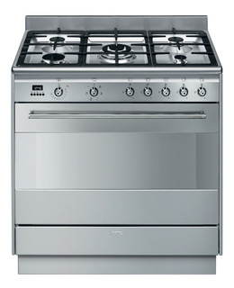 Smeg freestanding cookers - The Kitchen and Bathroom Blog