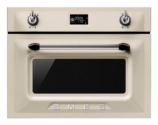 how to use smeg steam oven