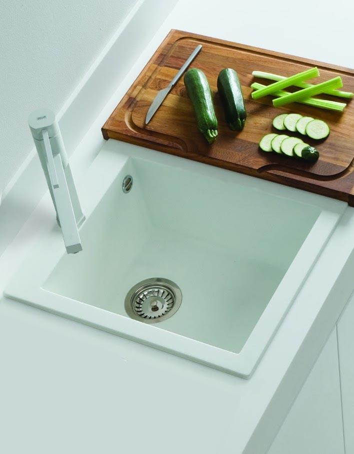 Artusi Granitek sinks - The Kitchen and Bathroom Blog