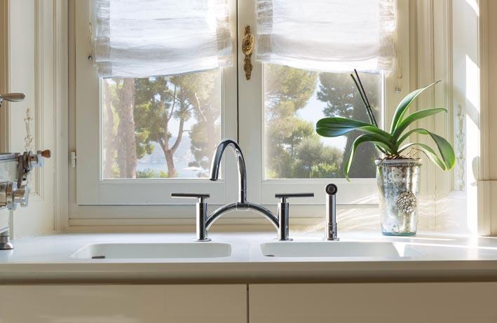 Graff Sospiro Faucets The Kitchen And Bathroom Blog
