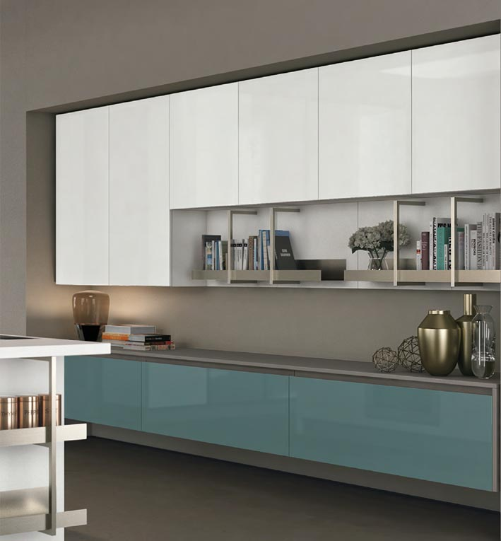 The Living by Cucine Lube - The Kitchen and Bathroom Blog