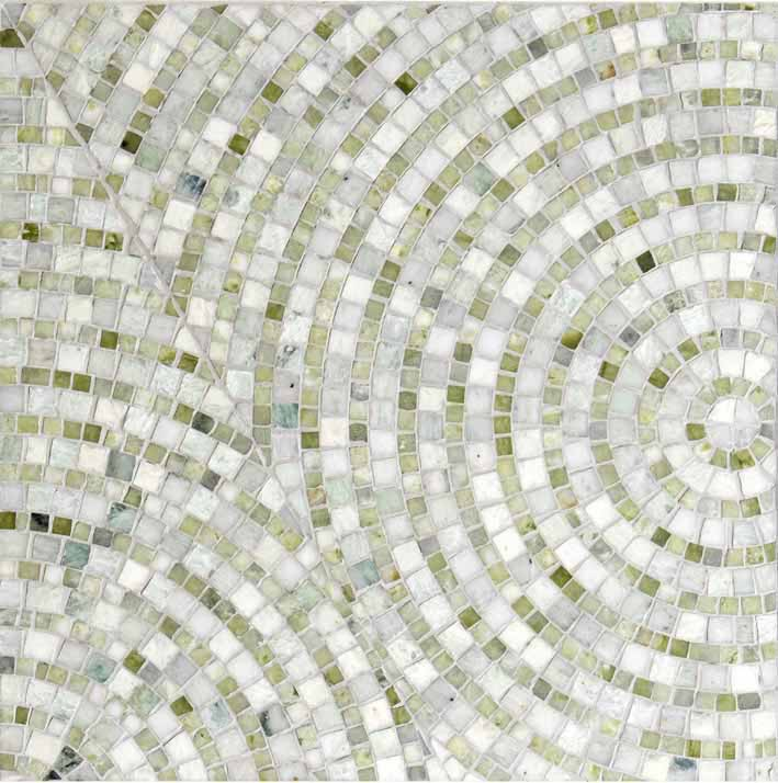 Friul Mosaic Curve
