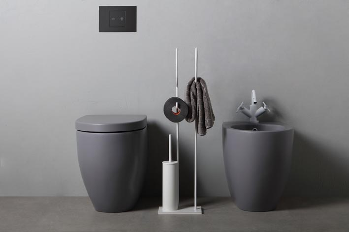 Bertocci bathroom accessories
