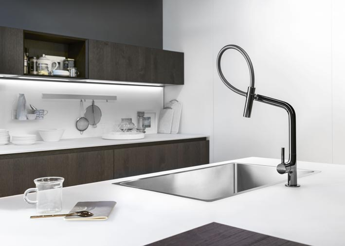 Lamp by Nobili Rubinetterie - The Kitchen and Bathroom Blog