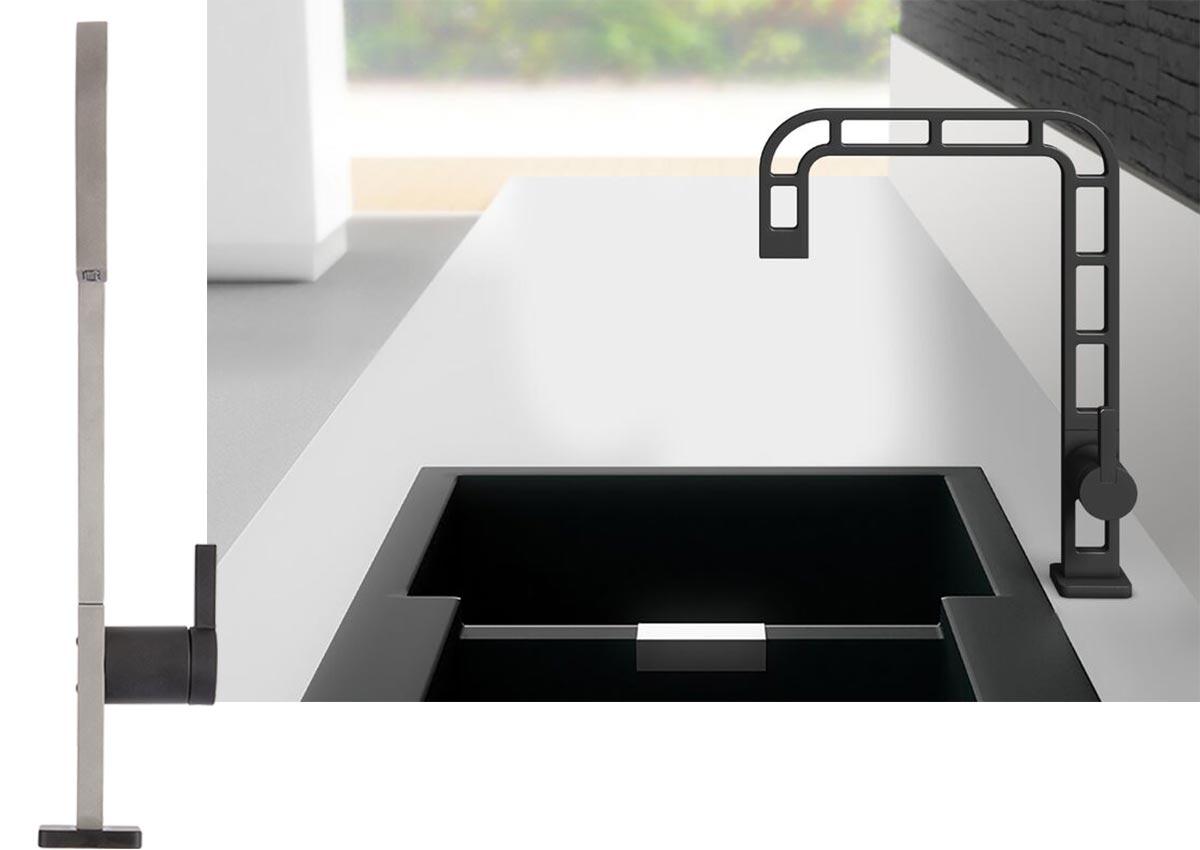 New Webert Tapware The Kitchen And Bathroom Blog