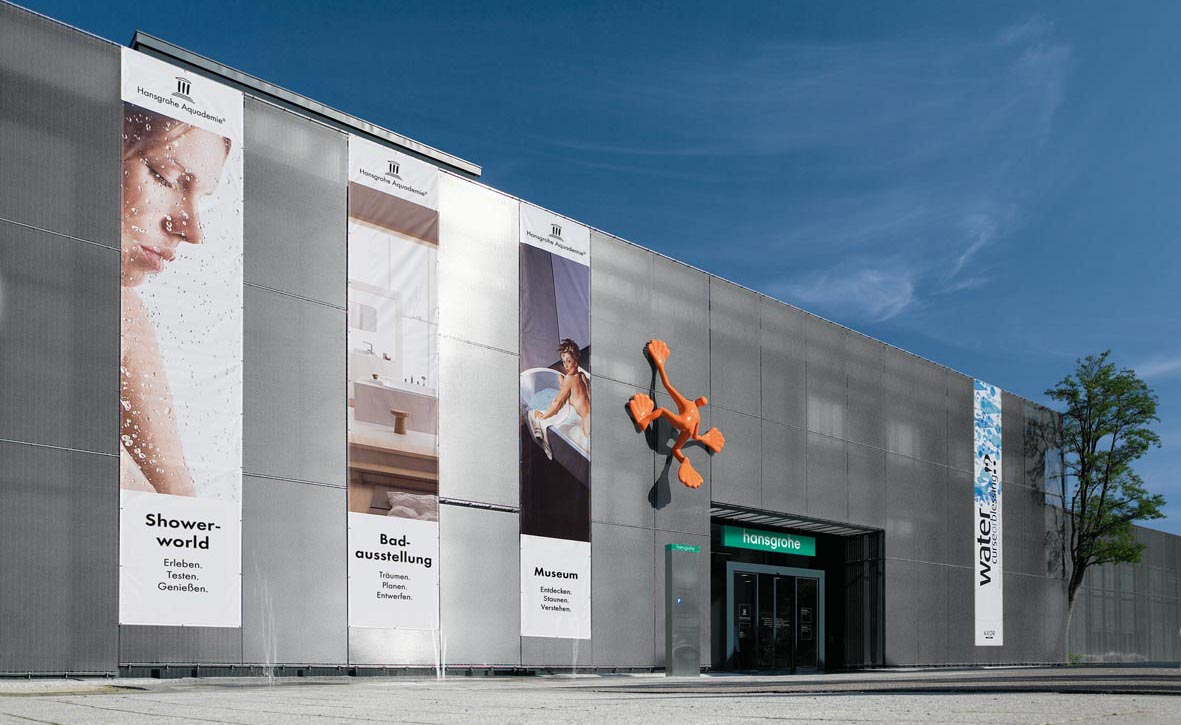 Visit Hansgrohe on the AIDT 2019 Tour - The Kitchen and Bathroom Blog