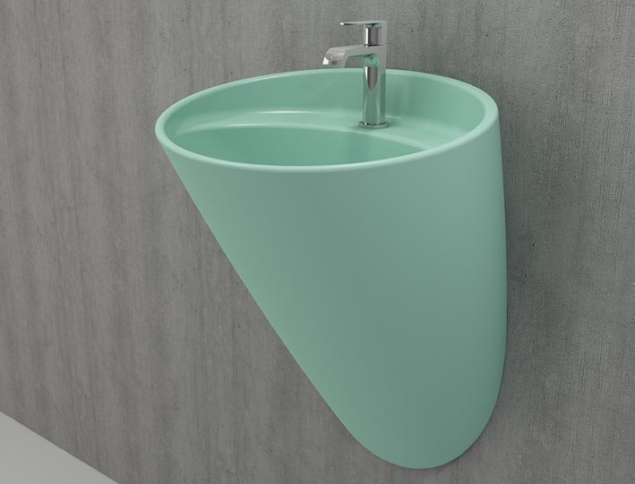 c3257f5565b27 Bocchi Mint Green basins - The Kitchen and Bathroom Blog