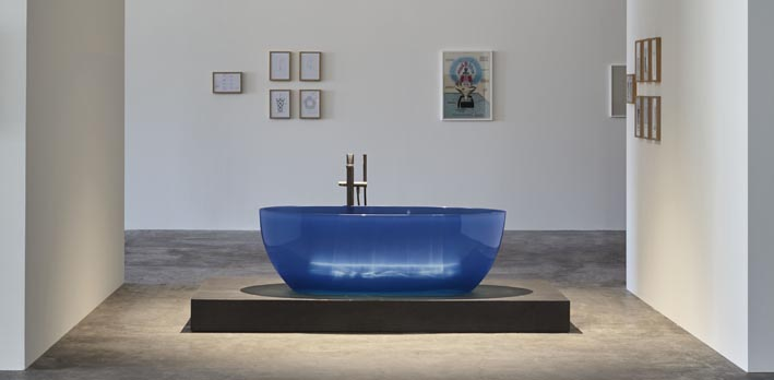 Cristalmood bathtubs