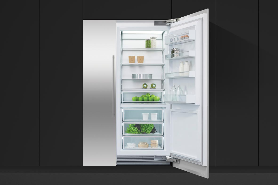 Fisher Amp Paykel Integrated Column Refrigeration The